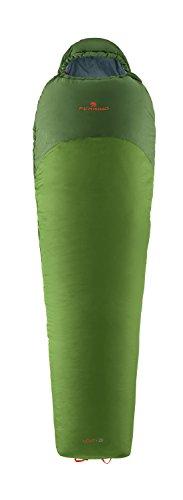 Ferrino, levity 01, sacco a pelo unisex, verde, l