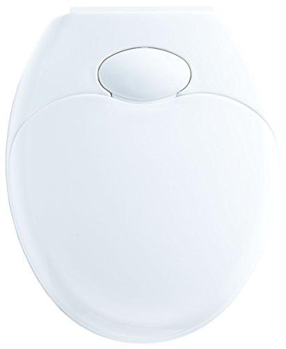 Cornat WC-Sitz Family Comfort mit 3-fach Absenkautomatik-weiß - 2