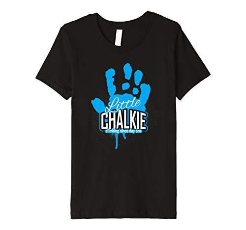 Kinder Klettern Bouldern T-Shirt I Little Chalkie Climbing