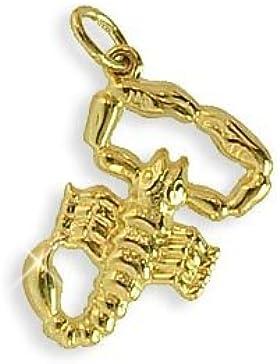 Sternzeichen Tierkreiszeichen Anhänger Skorpion 3D (Art.213102/210)