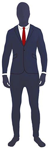 isible Costume Jumpsuit Child: Business Suit Large (Invisible Man Kostüm Kind)