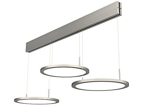 Evotec 15210 Bellini LED Pendelleuchte / 3x 1487 Lumen / 2700K Esstischleuchte