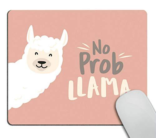 VANMASS Mens No Prob-Llama Underwear Breathable Quick Dry Boxer Briefs