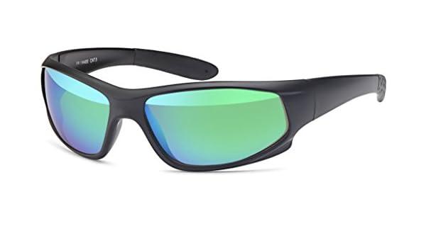 Polarized Polarisiet Sonnenbrille Sport Motorrad Biker Rad Brille Etui Gxs100 (blau) 8SXOweXoy