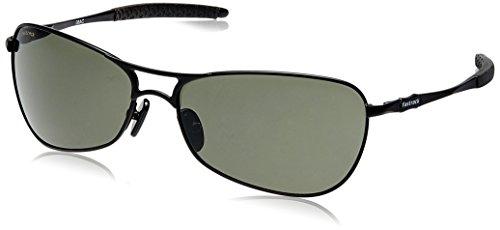 Fastrack Semi-Rimless Sunglasses (Black) (M080GR2) image