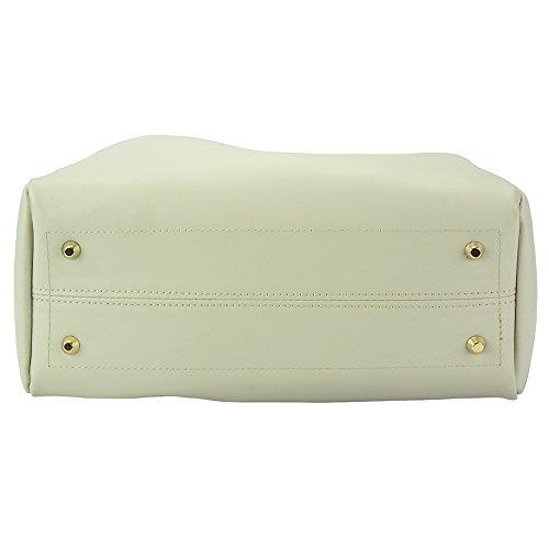 Borsa Eleonora - 8051 - Borse in pelle - borse da donna Beige
