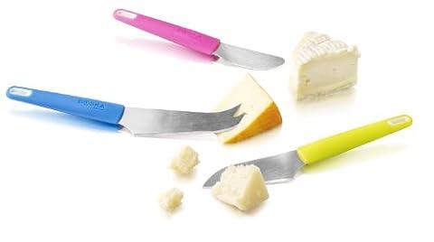 Boska 310304 Havana Set de 3 Couteaux Fromage Mini 3 Assortiment