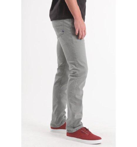 Emerica Herren Jeans Hsu Saratoga Denim Grau (Grey)