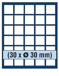 SAFE 6330 mALLETTE nOVA mUSELET cHAMPaGNE 30 x 30 mm-pETITS cOMPaRTIMENTS iDÉAL pOUR mUSELET cHAMPaGNE & eN fORME dE cAPSULE dE bOUTEILLE-mÜNZBOXEN eXQUISITE eN bOIS pOUR cASSETTES 5783-5883-mÜNZKOFFER 176-172-173-174-175-177-179-276