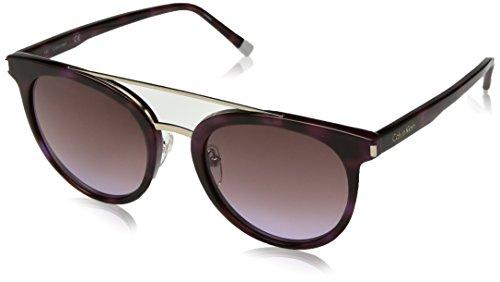 Sonnenbrillen Calvin Klein CK4352S PURPLE HAVANA/PLUM SHADED Damenbrillen