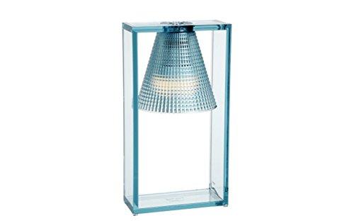Kartell Air illuminazione, blu