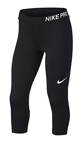 Nike Girls' Pro Capris Mallas Pirata