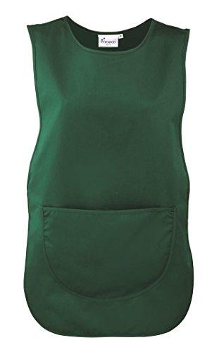 Premier Workwear Ladies Pocket Tabard, Top Donna Bottiglia