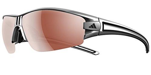 Adidas Sonnenbrillen Evil Eye Halfrim a402 6057 72 Neu Original Unisex mit Etui