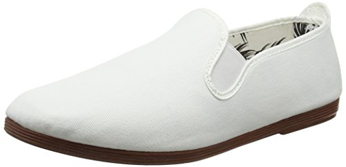 Flossy Arnedo, Men's Espadrille, White (White), 11 UK (45 EU)