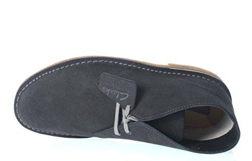 Clarks Originals Desert Boot, Boots homme Grigio