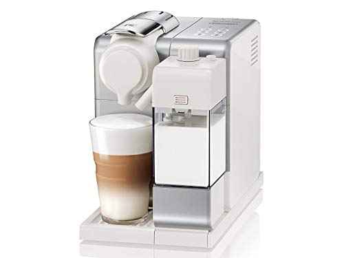 Nespresso De'Longhi Lattisima Touch Animation EN560.S - Cafetera monodosis de...