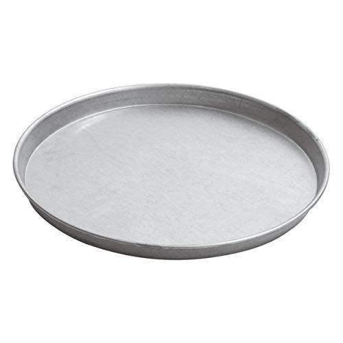 Takestop® - Molde bajo Pizza Aluminio cónico Horno