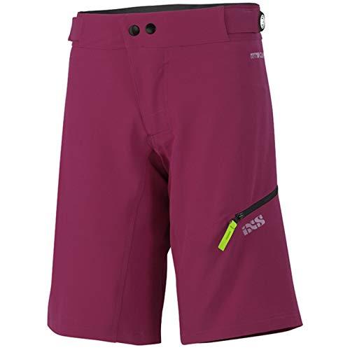 IXS Carve Damen Shorts Pink 34