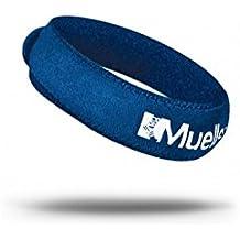Mueller - Cinta para la rodilla (talla única), color azul