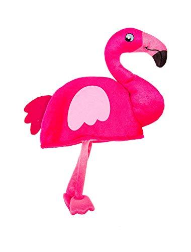 Hut Flamingo mit Beinen Keine Größe