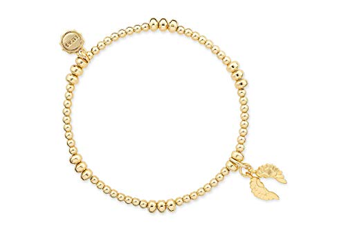 Lizas Armband Schmuckarmband gold (Engelsflügel)
