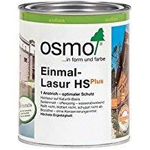 OSMO Einmal-Lasur HS Plus 2,5 Liter Nussbaum 9261