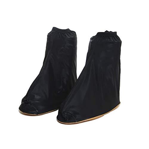 KVbaby Kinder Überziehschuhe Regen Schuhe Baby Mädchen Tragbare Wasserdicht Regenschuhe Bedecken Flache Überschuhe Regenüberschuhe