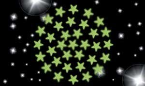 Leuchtsterne Frs Kinderzimmer 34 Stck 5378 von Small Foot Design