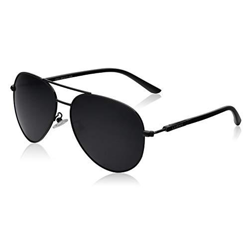 LUENX Mens Sunglasses Polarized ...