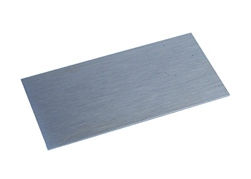 Proops Wood Cabinet Scraper Carbon Steel 4 x 2 Rectangle. UK made. (W3342) Free UK Postage by Proops