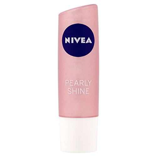 Nivea Pearly Shine Lip Care Stick (Nivea Essential Lip Care)