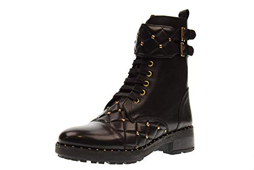 Apepazza Amphibious Woman Shoes BST05   Matelasse Belinda Size 37 Black 30b354cd61a