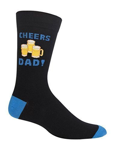 homme-fte-des-pres-chaussettes-amusantes-39-45-eur-noir-cheers-dad