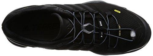 adidas Terrex Fast R GTX, Scarpe da Arrampicata Basse Uomo Nero (Core Black/core Black/footwear White)