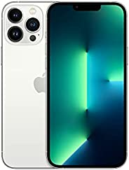 جوال ابل ايفون 13 برو ماكس الجديد مع تطبيق فيس تايم (256 جيجا) - فضي