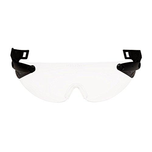 3M Peltor Integrierte Schutzbrille V6E, für alle Peltor Schutzhelme, klar (Peltor Helm)