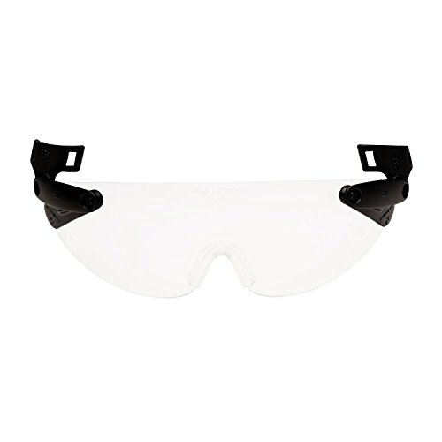 3M Peltor Integrierte Schutzbrille V6E, für alle Peltor Schutzhelme, klar