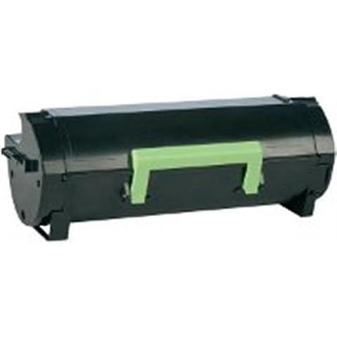 Toner compatibile alta resa return program 502H nero - Reprint - Lexmark Stampante MS310d - Laser-Copy, Lexmark Stampante MS310dn - Laser-Copy, Lexmark Stampante MS410d - Laser-Copy, Lexmark Stampante MS410dn - Laser-Copy, Lexmark Stampante MS510dn - Laser-Copy, Lexmark Stampante MS610de - Laser-Copy, Lexmark Stampante MS610dn - Laser-Copy, Lexmark Stampante MS610dte - Laser-Copy Codici compatibili: 50F2H00