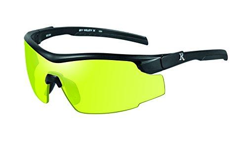 Remington Erwachsene Schutzbrille Platinum Grade Eye, schwarz