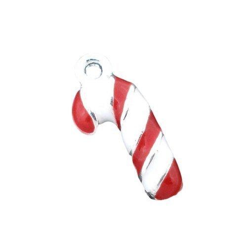 4-x-rosso-bianco-lega-dello-smalto-19mm-ciondoli-pendente-bastoncino-zucchero-zx03510-charming-beads