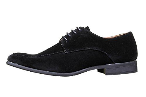 Goor - Chaussure Derbie Dt01s Dan Noir Noir
