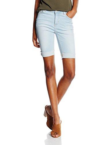 New Look Turn Up Fray Hem, Shorts para Mujer New Look