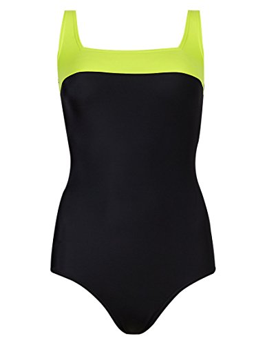 ms-lycra-xtra-life-padded-hidden-suppert-panelled-swimsuit-chlorine-resist-marks-spencer-14-long-ora