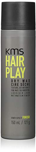 KMS California Hairplay Dry Wax, 1er Pack (1 x 150 ml) -