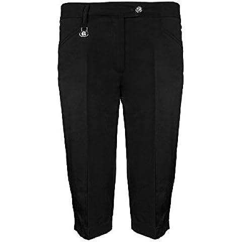 JRB City-Pantaloncini da Golf, da donna, senza calze, colori assortiti)