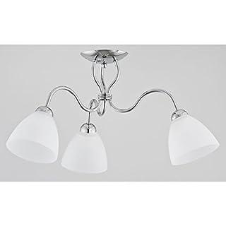 ALFA ADEL CHROM 3 Chandelier on the ceiling Light Ceiling Lamp