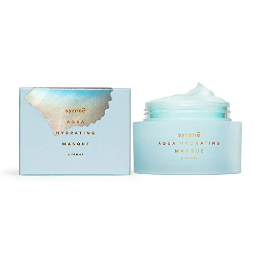 ROMANTIC BEAR Aqua Hydrating Mask,Ocean Sleep Gel Mask,Highly Effective Anti Aging Night Treatment Masque, Repair Damaged Skin Anti-aging Hydrate Overnight (100ml)