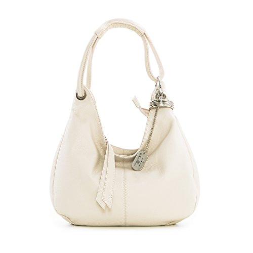 Anna Morellini Noalia - WB158034-BEIGE (32) - beige - 309EUR - Handbag - Handcrafted in Italy V41iJCYa5a