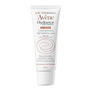 Crema Avene Hydrance Optimale Ligera spf20, 40 ml